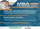 Notícia: MBA Gestão Empresarial